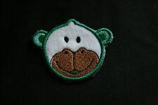Monkey Iron-on Badge Patch Unique