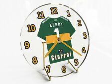 Personalised GAA Ireland Gaelic Football & Hurling Jersey Themed Desktop Clocks