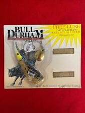 1999 Bull Durham Tobacco Free Fishing Lure w Purchase New in Package