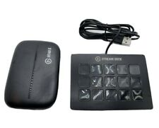 Elgato StreamDeck 15 Key + HD60S Capture Card (no Stand/cables/box)