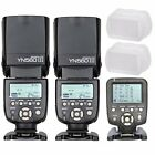 Yongnuo YN560-TX Wireless Controller for Nikon + YN-560III Flash speedlite Kit