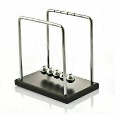 More details for newton's cradle  classic executive office desk toy great gift or present