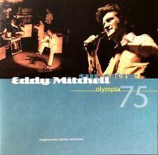 Eddy Mitchell Sur Scène - Olympia 75 - CD