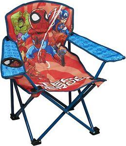 Exxel MKC-101SHA9A Superhero Adventures Child's Seat Chair