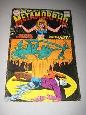 METAMORPHO #16 DC 1968