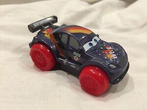 Disney Pixar Cars HYDRO WHEELS MAX SCHNELL BATH TOY 1:55 MATTEL TOKYO DRIFT