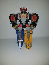 Original Mighty Morphing Power Rangers 1993 Megazord Bandai Not Complete.