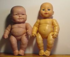 Vintage Dolls Berenguer NEW BORN & Cititoy (2) NUDE DOLLS ONLY  NO CLOTHES.