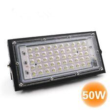 50W Led Flood Light AC 220V 240V Outdoor Floodlight Spotlight IP65 Waterproof