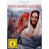 DVD: DIE GROESSTE GESCHICHTE ALLER ZEITEN *NEU* °CM°