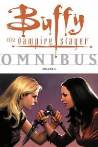 Buffy The Vampire Slayer Omnibus Volume 5 GN Joss Whedon Faith Angel OOP NM