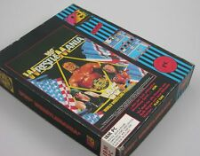 WWF Wrestle Mania WrestleMania PC  3.5'' Diskette Bigbox