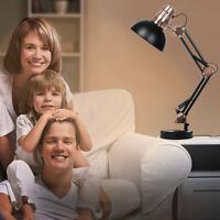 Metal Desk Lamps Adjustable Goose Neck Architect Table Lamp/Swing Arm Desk Lamp