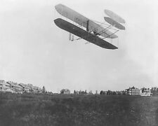 ORVILLE WRIGHT DEMONSTRATING FLYER 1908 8X10 PHOTO