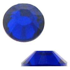 Swarovski Crystal Flatback SS16 Cobalt Blue Color 3.8-4mm Approx144 PCS. 2058