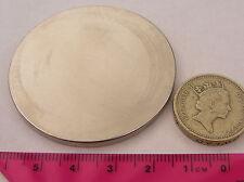 50mm x 3mm Very Powerful Disc Magnet - Strong - Neodymium Rare Earth NdFeB N42