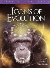 Icons Of Evolution (DVD, 2004)