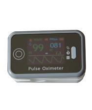 RICARICABILE controllo Pulse oximeter + ARCHIVIAZIONE DATI / PC