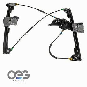 New Window Regulator For Volkswagen Cabrio 95-02 Front Right 1E0837462 749-471