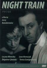 Pociag (Night Train) DVD Jerzy Kawalerowicz NTSC POLSKI POLISH