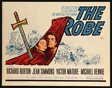 THE ROBE 1953 SUPER 8 COLOUR SOUND 400FT CINE 8MM FILM RICHARD BURTON