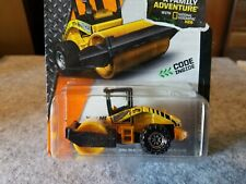 MB '14 - MBX CONSTRUCTION  ROAD ROLLER - Diecast 1:64