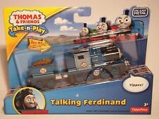 BRAND NEW Take Along/Take-n-Play Thomas 'TALKING FERDINAND' - US import