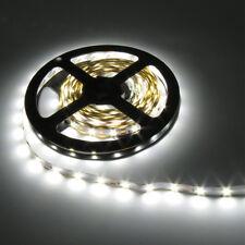 Cool White 5M SMD 2835 60Leds/m LED Strip Light Flexible 300Led Lamp 12V Roll