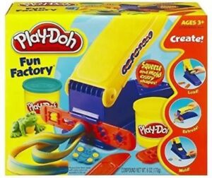 New Play-Doh Fun Factory