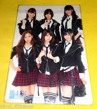 JAPAN:AKB48 - Pencil Board,Card Board Fan,JPOP, Idol,Japanese Idol,Sexy,Kawaii