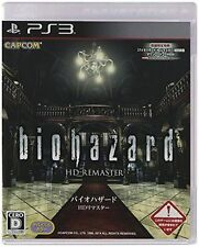Used PS3 BIOHAZARD  HD REMASTER  SONY PLAYSTATION 3 JAPAN JAPANESE IMPORT