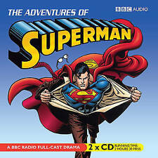 The Superman, Adventures of Superman by Dirk Maggs (CD-Audio, 2007)