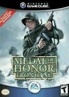 Medal of Honor Frontline - Nintendo Gamecube Game Authentic
