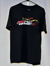 PR1 Motorsports IMSA Racing Team Issued T-Shirt RACE USED.  large