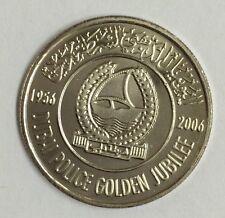 UAE,1 DIRHAM The Golden jubilee DUBAI POLICE UNC. 1