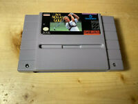 Jack Nicklaus Golf - SNES Super Nintendo Game Authentic Tested Ships Free