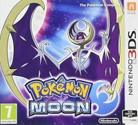 Pokemon Moon For UK 3DS (New & Sealed)