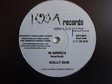 """Iwarriyah-IN AMERICA/caniveau Dub - 10"""" Vinyl New-CTCI Records King Alpha DUB"""