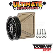 AC Air Conditioning Bypass Pulley (4.0L or 2.5L) for 96-01 Jeep Cherokee XJ