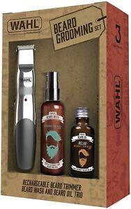 Wahl Beard Trimmer for Men, Beard Oil, Beard Wash, Facial Hair Shampoo