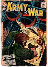 Our Army At War #71 (1958 Silver Age Comic)