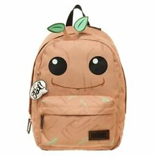 Official Marvel Guardians of the Galaxy Groot Big Face Backpack Rucksack Bag