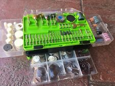 349 Rotary Tool Accessories,suit For DREMEL,OZITO,Other Mini Grinders,engaving