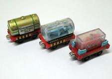 Take Along/ Take N Play Thomas, Sodor Aquarium Cars (3), EUC
