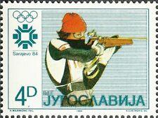 YUGOSLAVIA - 1984 - Olympic Winter Games in Sarajevo - Biathlon - Sc. #1664