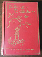 1880  - The History of Tommie Brown, and the Queen of the Fairies.