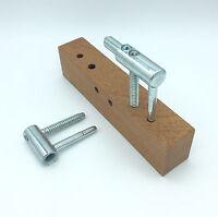 Bohrlehre für Türband 16mm 3D Bohrschablone Einbohrband Einbohrschablone