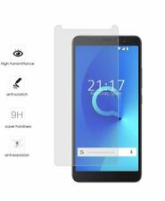 New Thin Clear LCD Tempered Glass Screen Guard Protector For Alcatel Idol 4