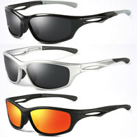 TR90 Polarized Sport Sunglasses Outdoor Cycling Bike Running Fishing Sunglasses