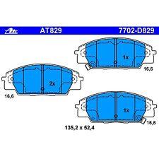 Ate AT829 / D829 PremiumOne Disc Brake Pads Front